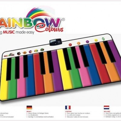 Piano Gigante RAINBOW COLORS