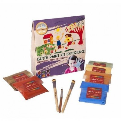 Natural Earth Paint Kit Experience