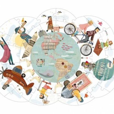 Puzzle Around the World