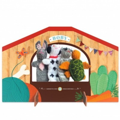 Teatro de fantoches - Animais Domésticos