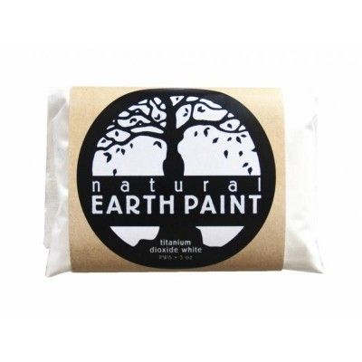 Natuaral Earth Paint White