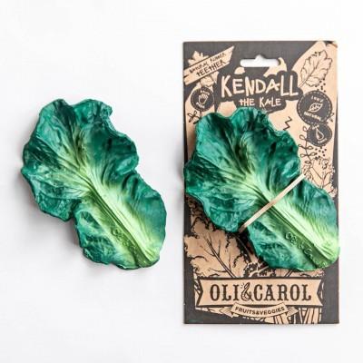 Couve Kale de Borracha Natural