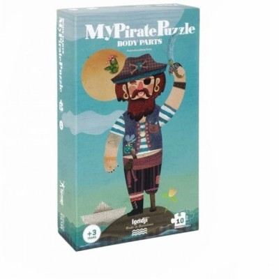 Puzzle do Pirata