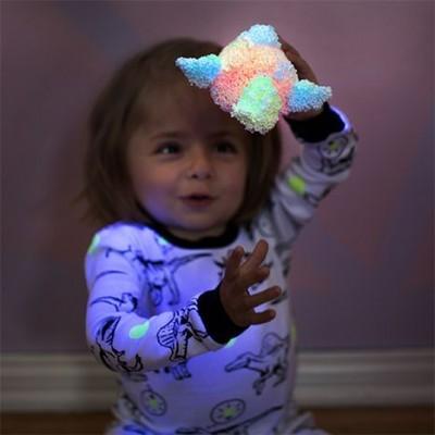 Play Foam Brilha no Escuro 8