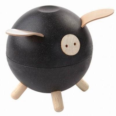 Porco Mealheiro Preto
