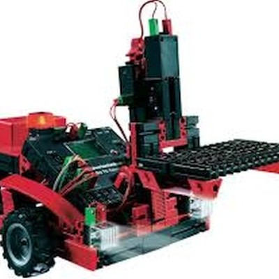 Robo TX Laboratório de Treino