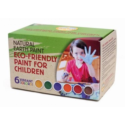 Natural Earth Paint 6 Colores