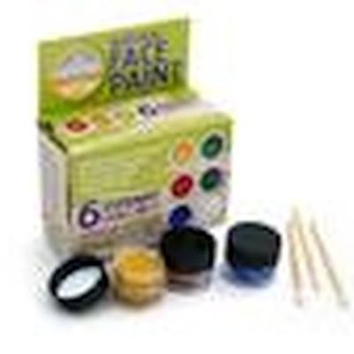 Natural Earth Paint Kit Cara 6