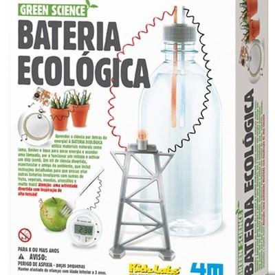 Batterie écologique