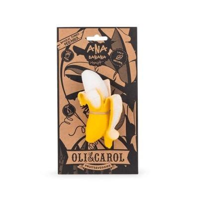 Mordedor Banana Borracha Natural