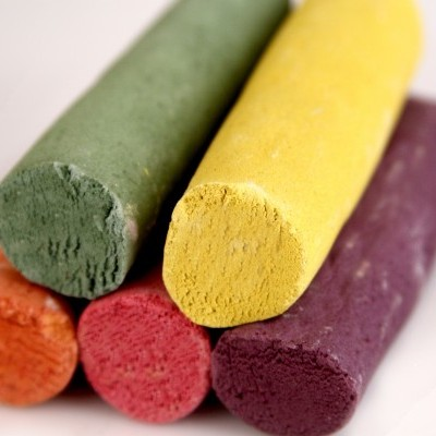 Vegetable Chalk Chalk