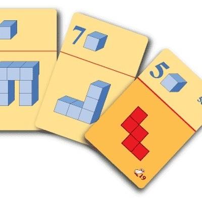 Cubes de jeux mathématiques