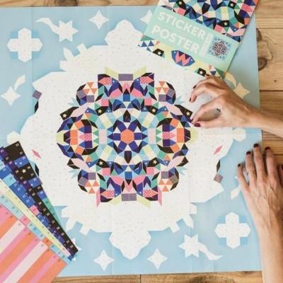 Poster Gigante - Mandala