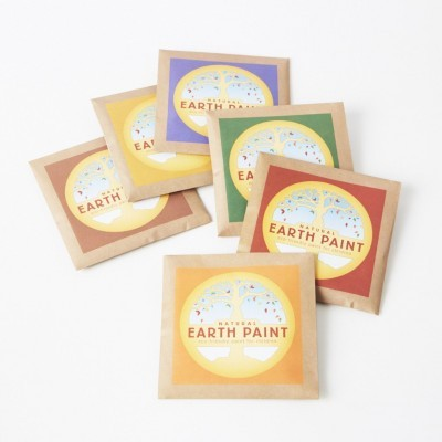 Natuaral Earth Paint Blanco