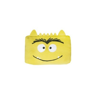 Estojo Monstro das Cores Amarelo