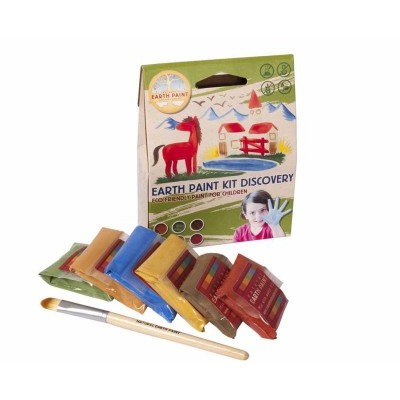 Earth Paint Kit Discovery