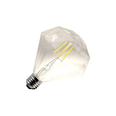 Lâmpada LED E27 Filamento Diamond 3,5W