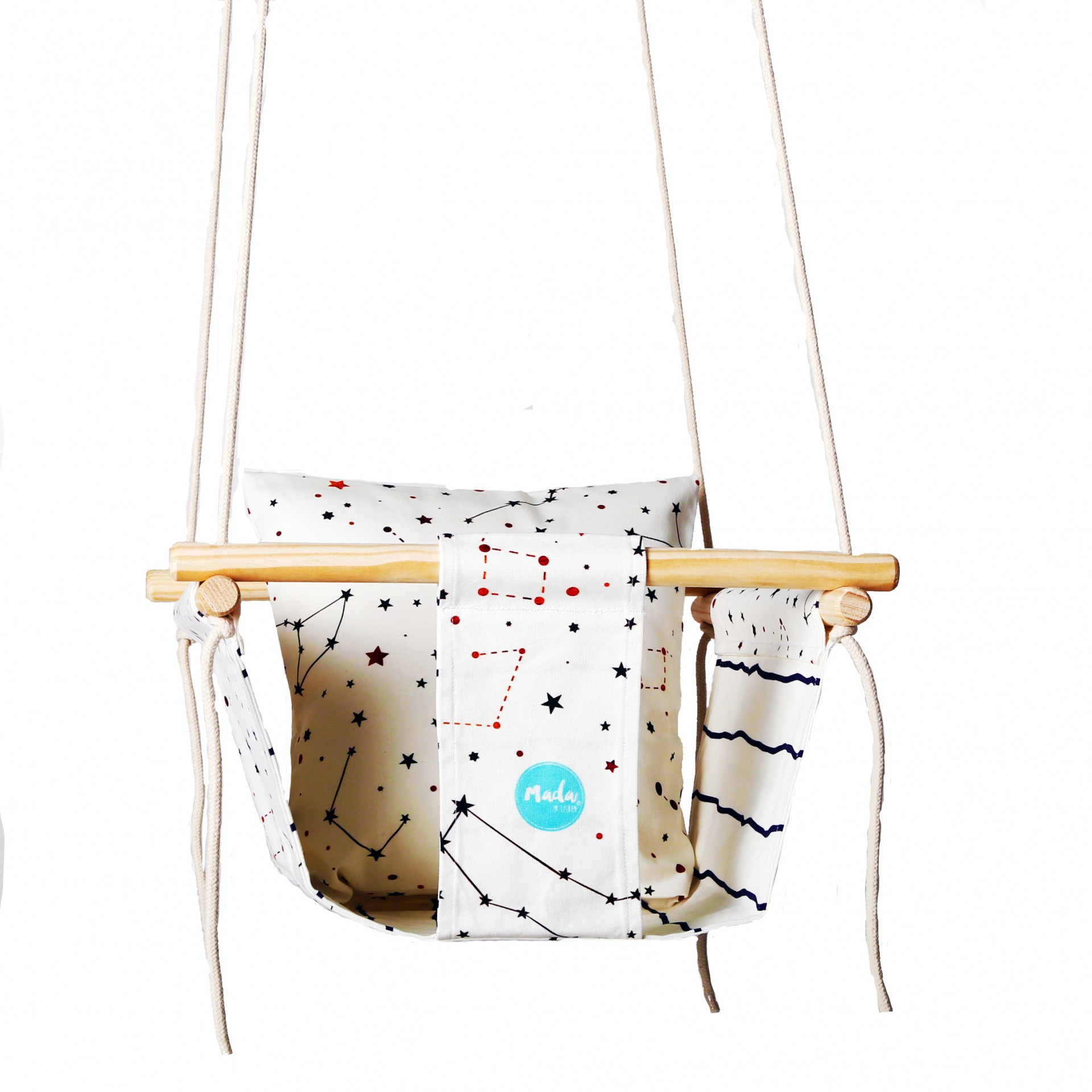 Natural Constellations Baby Swing