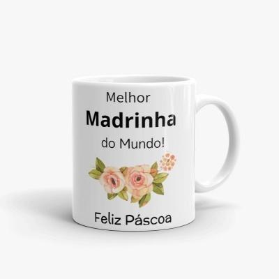 Caneca Páscoa/Padrinhos