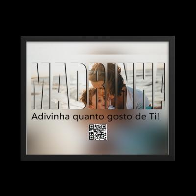 Quadros Páscoa/Padrinhos