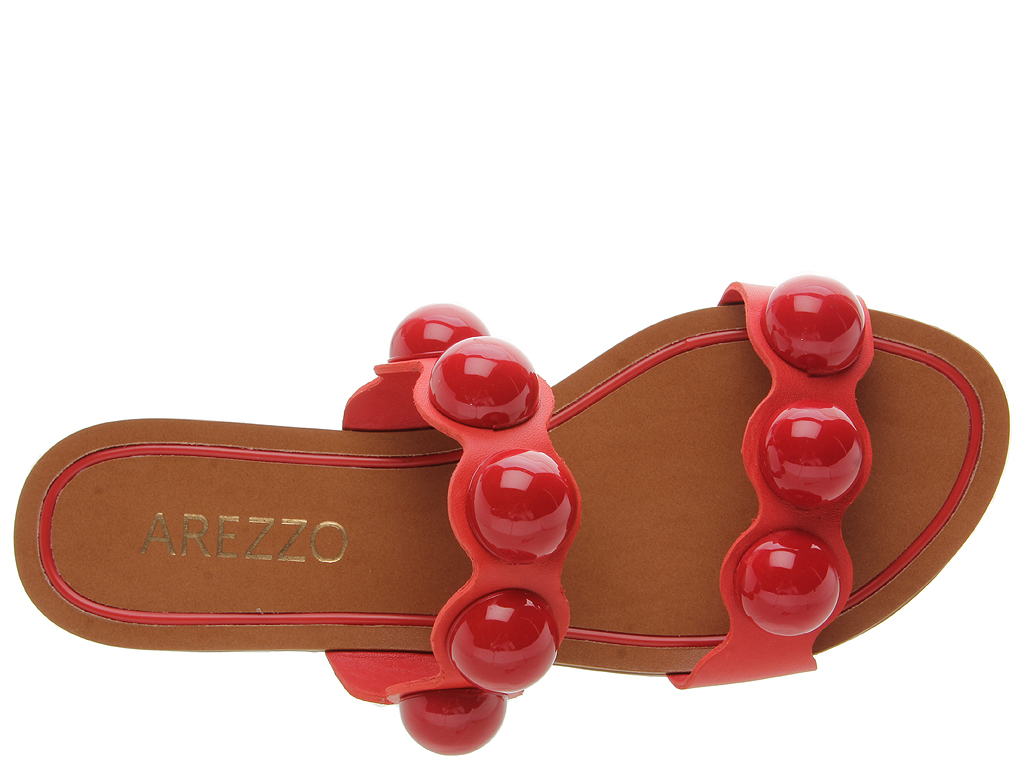 FLAT AREZZO A1017607370005 PERFECT RED