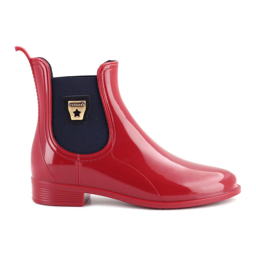RAINYBOOT CUBANAS RAINY500 RED+MIDNIGHT BLUE
