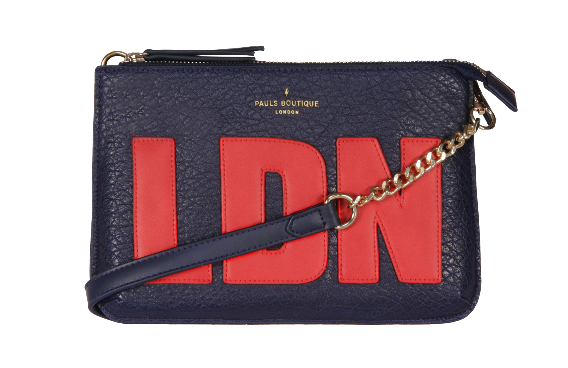 MALA PAULS BOUTIQUE PBN127311 NAVY/RED