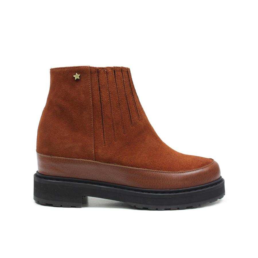 BOTA CUBANAS ROYAL100 TERRACOTA