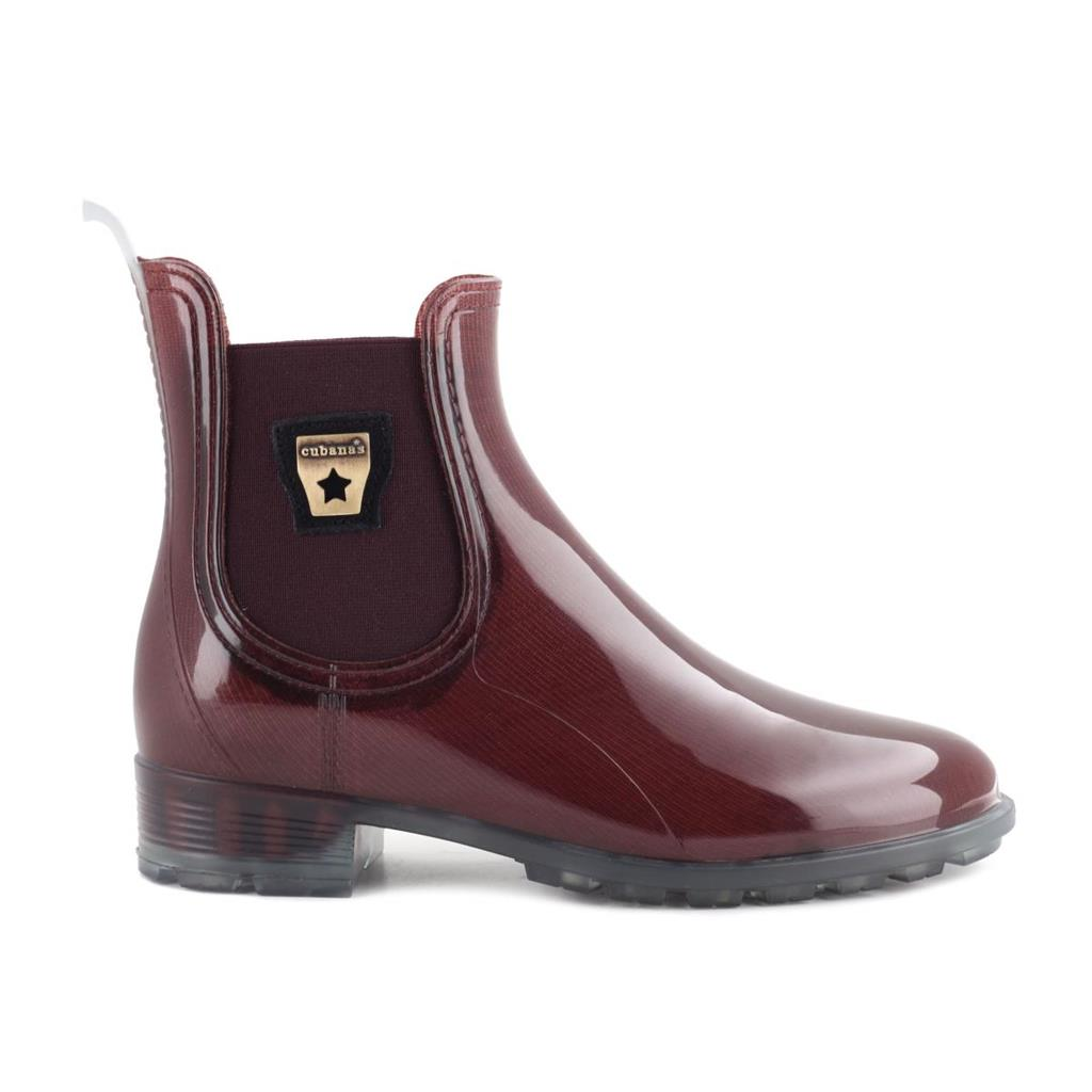 RAINYBOOT CUBANAS RAINY602 BORDEAUX