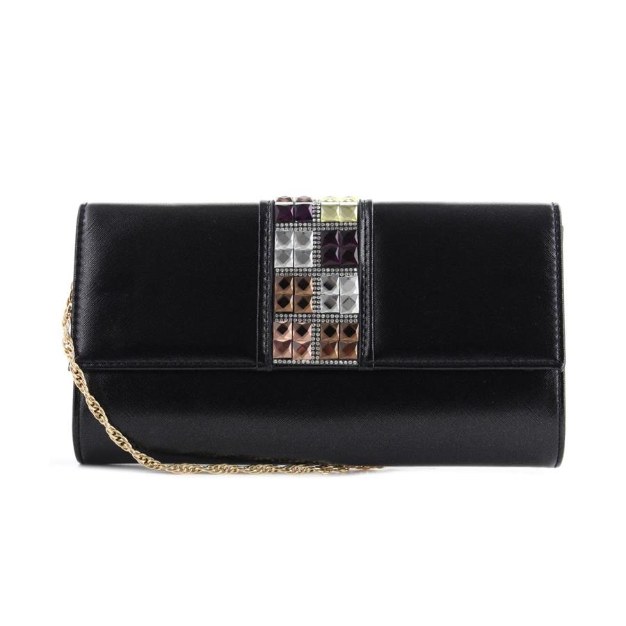 CLUTCH MADE IN F16498 NEGRO