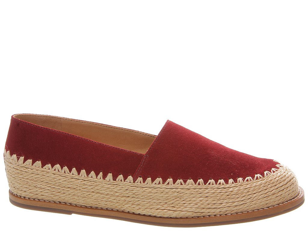 SCARPIN SCHUTZ S2056500010007 RED BROWN/PALHA