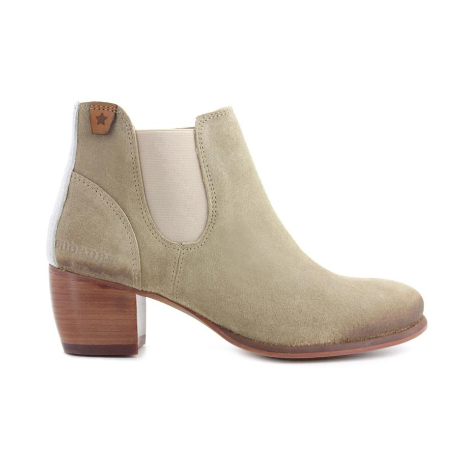 BOTA CUBANAS SUNRISE600 ALMOND+WHITE