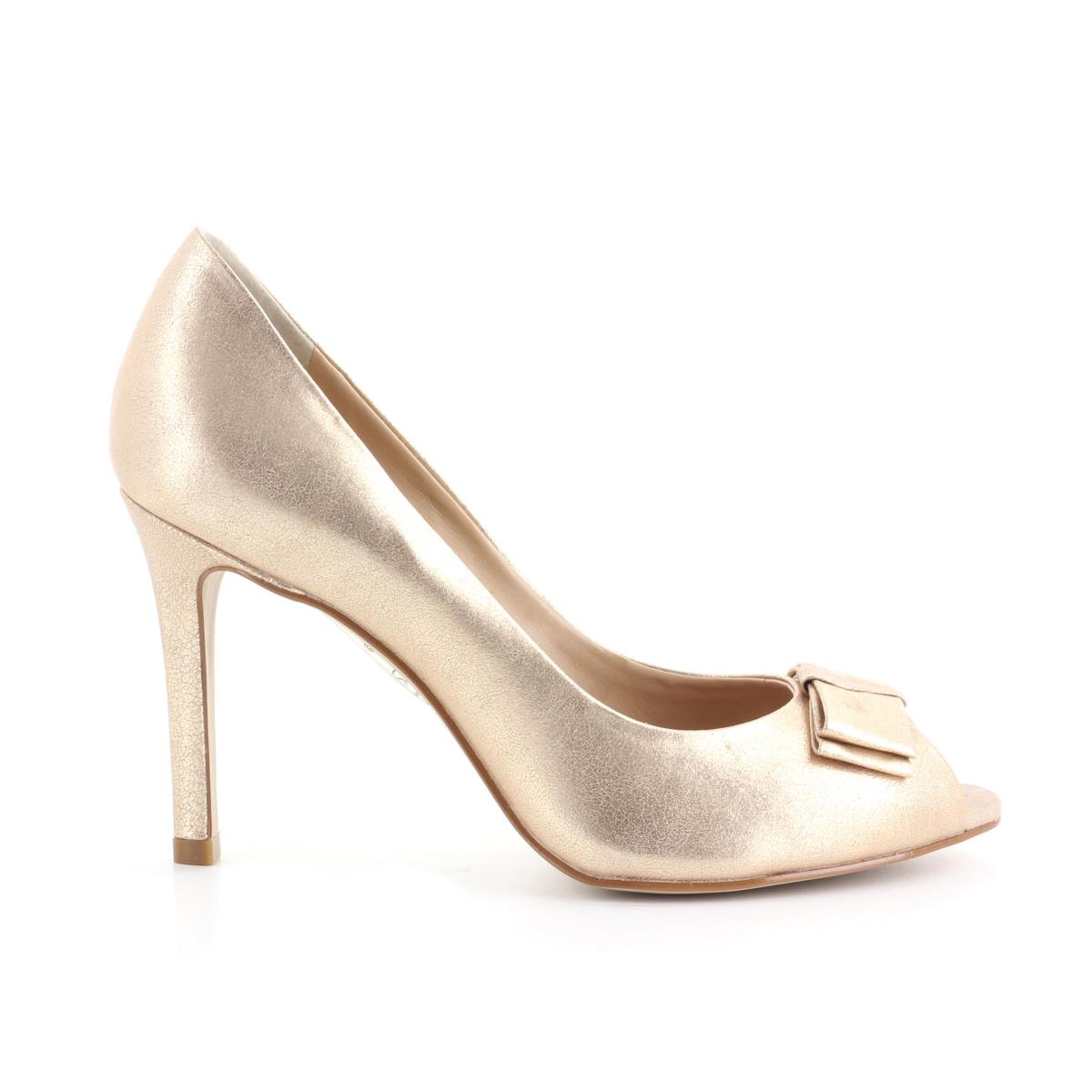 PEEP TOE MADE IN 18180 GOLD