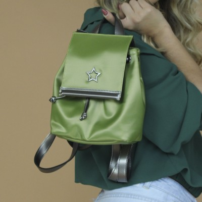 backpack cubanas green backie100green Green