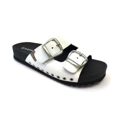 sandals cubanas white sound110white white