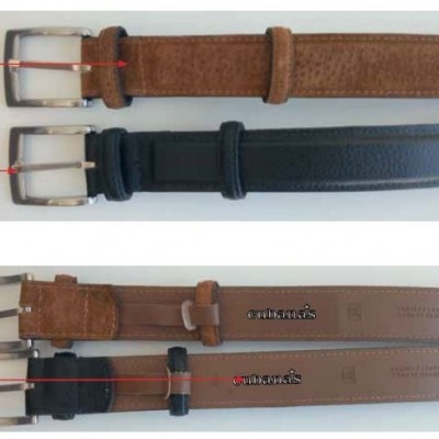 Belt CUBANAS BEN200BROWN BROWN