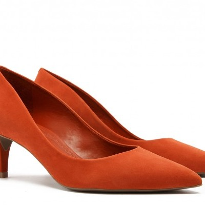shoes arezzo red a1068800090066 Orange