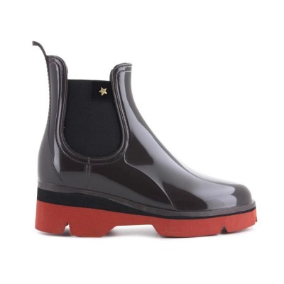 RAINYBOOT CUBANAS DERBY210 CHESTUNUT+TERRACOTA