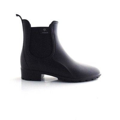 rainyboot cubanas black rainy611black Black