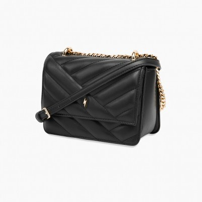 messenger pauls boutique black pbn128180 Black