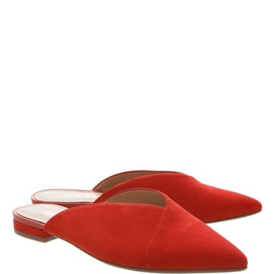 MULE AREZZO A1101100180006 ROYAL RED