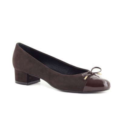SCARPIN MADE IN 30602N MARRONE/EXPRESSO