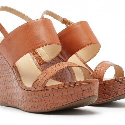 anabela arezzo brown a0182009520003 Orange