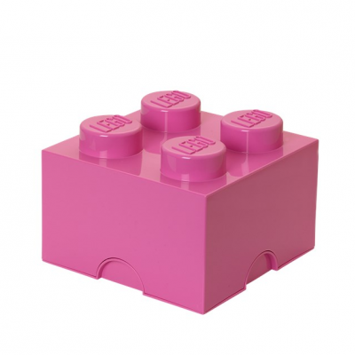 Storage Brick  (4 Knobs) | Caixa arrumação