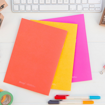 Notebooks for the best ideias | Cadernos
