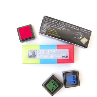 Stamp Inkpads Set 3 |  Almofadas de tinta (3)