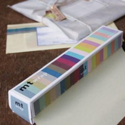 Masking Tape Wrap | Papel de embrulho