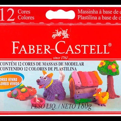 Plasticina Faber-Castell