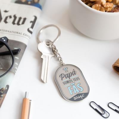 Porta-chaves Papá