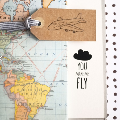 Transferíves (calquitos) You Make Me Fly